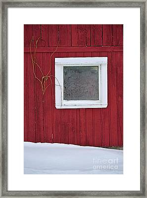 Classic Canada Framed Print by Joshua McCullough