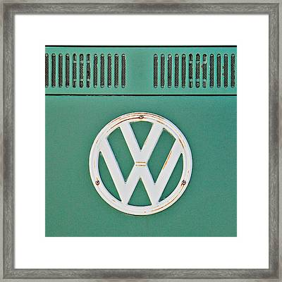 Classic Car 8 Framed Print by Art Block Collections