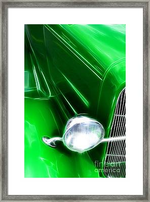 Classic Cars Beauty By Design 2 Framed Print