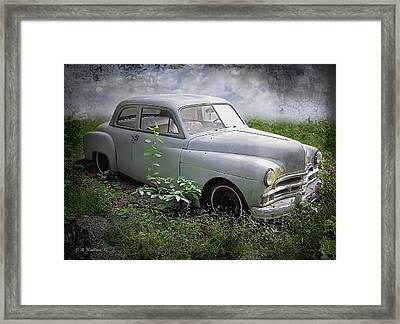 Classic Car Framed Print by Brian Wallace