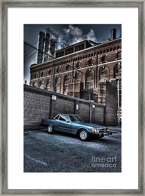 Classic Car Framed Print by Mark Ayzenberg