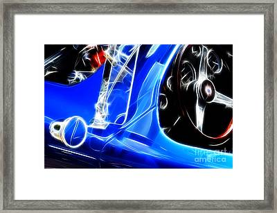 Classic Cars Beauty By Design 3 Framed Print