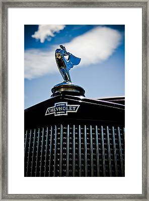 Classic Chevrolet Framed Print by Phil 'motography' Clark