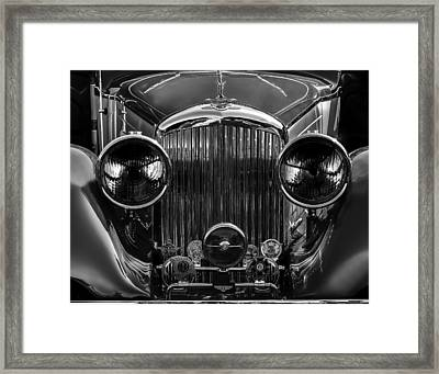 Classic Framed Print by Chris Malone