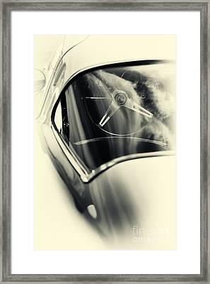 Classic Corvette  Framed Print by Tim Gainey