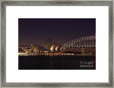 Classic Elegance Framed Print by Andrew Paranavitana