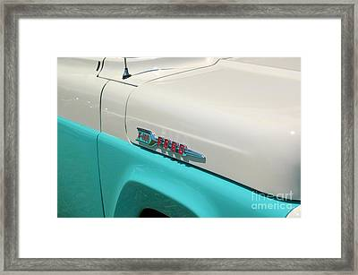 Classic Ford Framed Print by Patrick Shupert