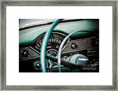 Classic Interior Framed Print by Jt PhotoDesign