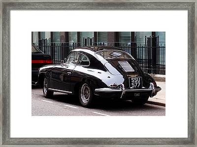 Classic Lines Framed Print