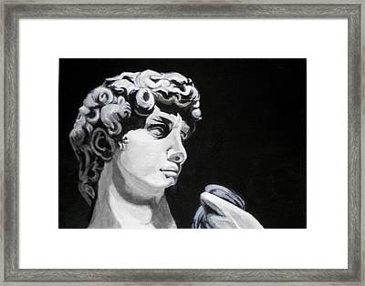 Classic Framed Print by Liz Borkhuis