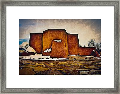 Classic Mood Framed Print by Charles Muhle