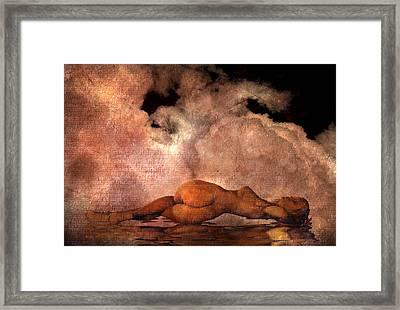 Classic Nude Framed Print