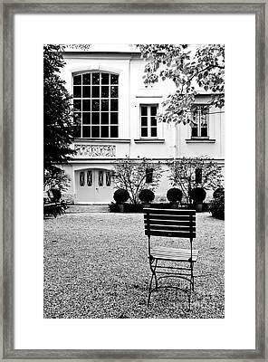 Classic Paris Framed Print