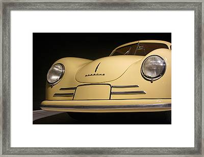 Classic Porsche Framed Print by Mike McGlothlen