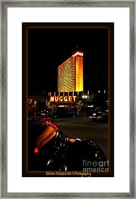 Classic Reflections Framed Print