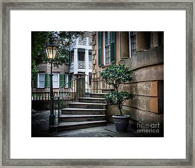 Classic Savannah Framed Print by Perry Webster