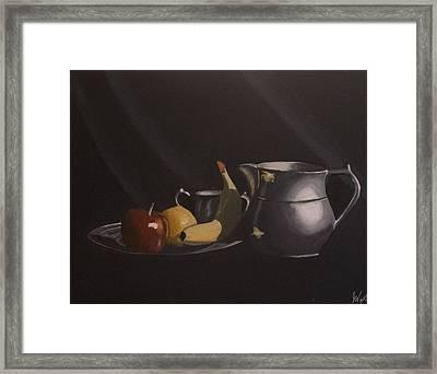 Classic Still-life Framed Print by Jason Welter