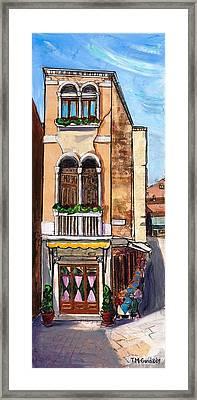 Classic Venice Framed Print
