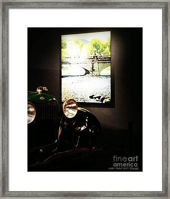 Classic Vignette Framed Print by Bobbee Rickard
