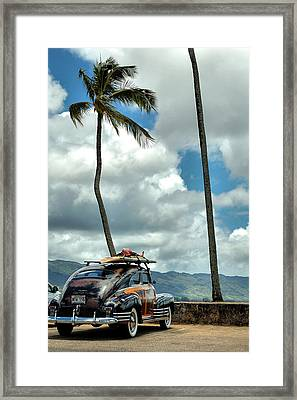 Classic Woody Framed Print by DH Visions Photography