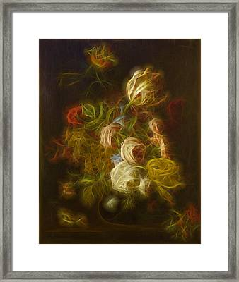 Classica Modern - M01 Framed Print by Variance Collections