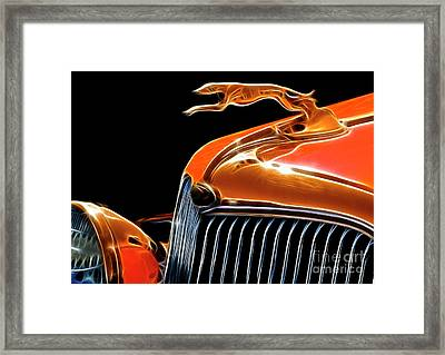 Classy Classic  Framed Print by Bob Christopher