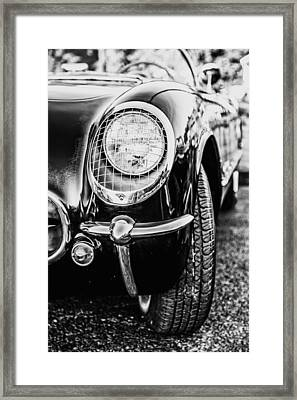 Classy Convertible Framed Print