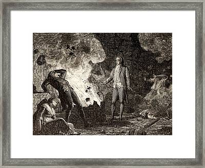 Claude Louis Berthollet Framed Print by Universal History Archive/uig