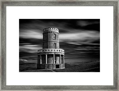 Clavell Tower Framed Print