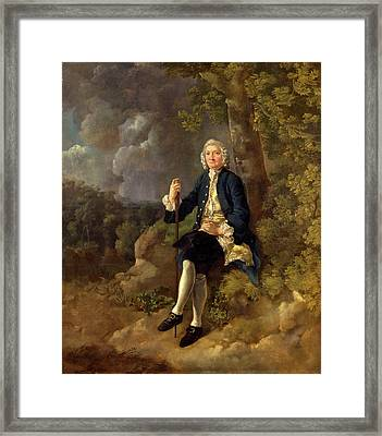 Clayton Jones Seth Jones, Thomas Gainsborough Framed Print