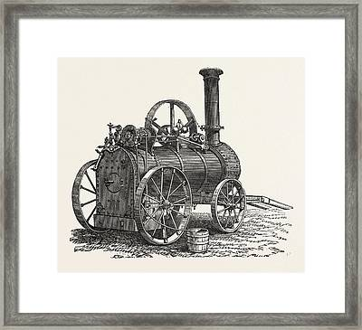 Clayton, Shuttleworth Framed Print by Shuttleworth, And Co., English, 19th Century