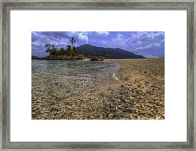 Clear Waters Framed Print by Mario Legaspi