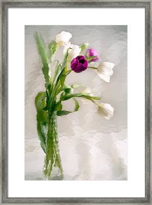 Clearly Different Framed Print