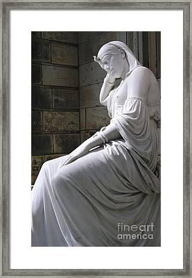 Cleopatra Framed Print by Gerald Strine