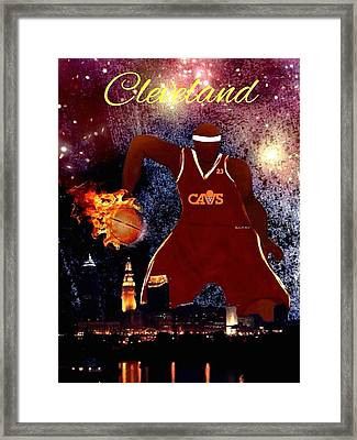 Cleveland Two Framed Print