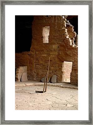 Cliff House Framed Print