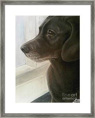 Clifford Framed Print