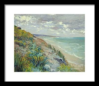 Coast Framed Prints