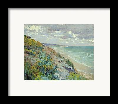 Shore Framed Prints