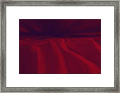 Cliffs Framed Print by Tim Stringer