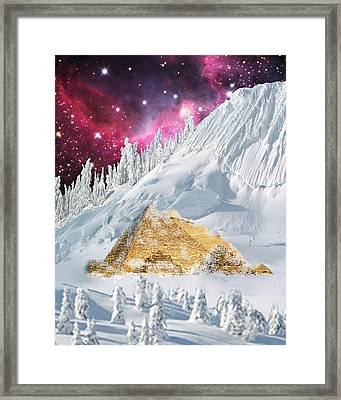 Climate Change Framed Print by Bruce Iorio