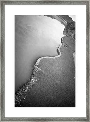 Clinch River Framed Print by Melinda Fawver
