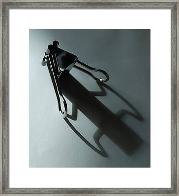 Clip Art Framed Print by Steven Milner