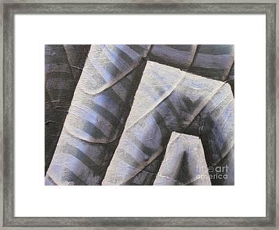 Clipart 008 Framed Print by Luke Galutia