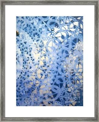 Clipart 009 Framed Print by Luke Galutia