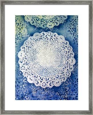 Clipart 010 Framed Print by Luke Galutia