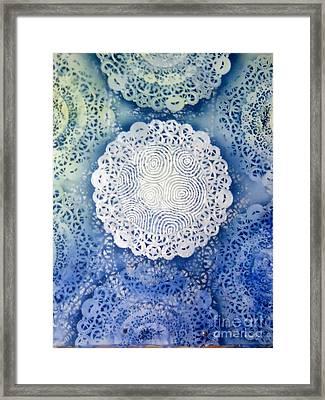 Clipart 011 Framed Print by Luke Galutia
