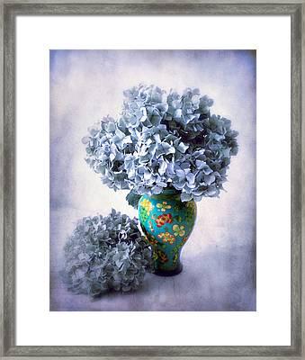 Cloisonne  Framed Print by Jessica Jenney