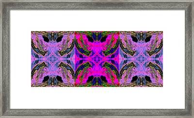 Cloned From Extinction 2013 Framed Print by James Warren