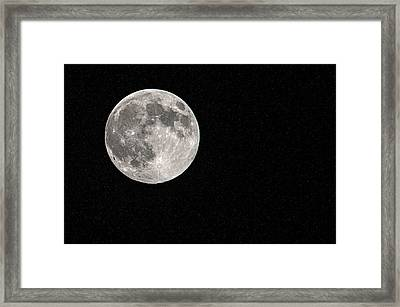 Close Call Framed Print by Frank Feliciano